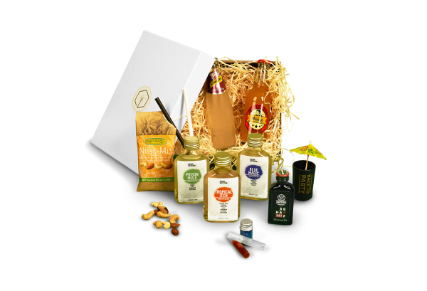 Online Event Cocktail Box