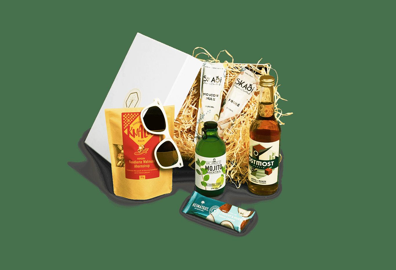 Online Event Happy Summer Box