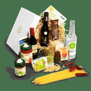 Online Event Pasta Box